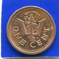 Барбадос 1 цент 2008