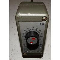 Терморегулятор ТУДЭ (От 0 до 100 градусов) (Регулятор температуры, термореле) При покупке двух лотов, скидка на второй по цене лот 50%
