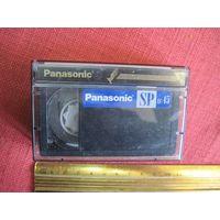 Кассета для видеокамеры Panasonic SP EC-45.