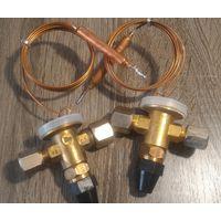 Вентили терморегулирующие 12-ТРВ-1,6  2 шт. новые