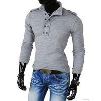 Серый свитер, р. XL. Новый