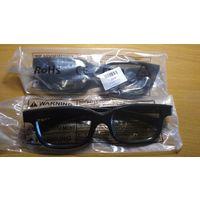 3D очки 2 шт.