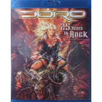 DORO. 25 Years in Rock.