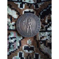 4 франка 1801 года
