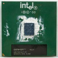 Процессор  Socket 370 Intel Celeron 600MHz  66FSB  128k 1.5V SL3W8