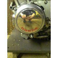 Honda Shadow 1100 мотор