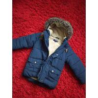 Куртка зима США на рост 110-116 см
