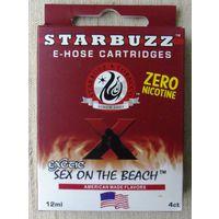 Картриджи STARBUZZ  к электронному кальяну E-HOSE STARBUZZ, 32 шт.