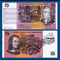 [КОПИЯ] Австралия 5 долларов 1969г.