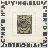 Canned Heat, Living The Blues, 2LP 1968