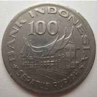 Индонезия 100 рупий 1978 г. (u)