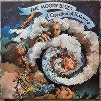 MOODY BLUES - 1970 - A QUESTION OF BALANCE (UK) LP