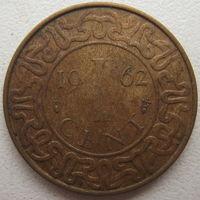 Суринам 1 цент 1962 г. (d)