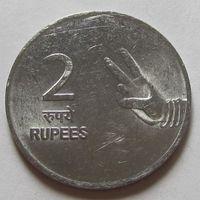 2 рупии 2010 Индия