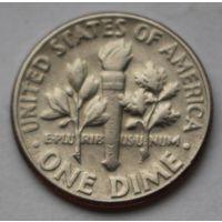 США, 10 цент 1978 г. D