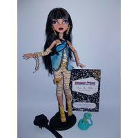 Кукла Monster High Клео де Нил  базовая