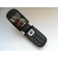 Samsung sgh-x660 (рабочий, нужна новая батарея)