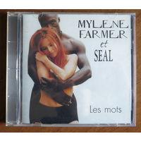 Mylene Farmer Et Seal - Les Mots - CD