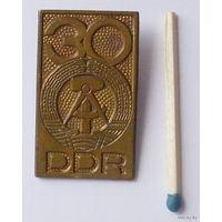 30 лет ГДР.