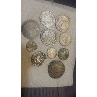 Лот вкл с рубля 1779