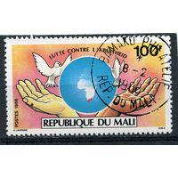 Мали. Борьба против апартаида