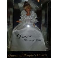 Кукла Барби Принцесса Диана DIANA PRINCESS