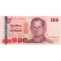 Таиланд, 100 бат, 2010 г., Юбилейная, UNC