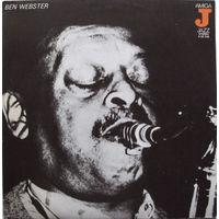 Ben Webster - Ben Webster - LP - 1977