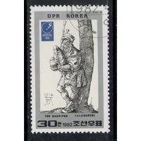 Корея 1982. Международная выставка марок - Эссен, Германия. Полная серия