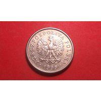 50 грош 1995. Польша.