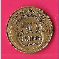 41-17 Франция, 50 сантимов 1932 г.
