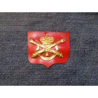 Кокарда армии Бельгии
