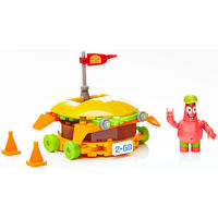 Набор Mega Bloks ''Патрик и бургермобиль''