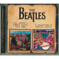 CD The Beatles - Sgt. Pepper's Lonely Hearts Club Band / A Collection Of Beatles Oldies