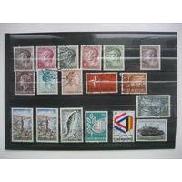 Люксембург большой набор + 2 чистые марки