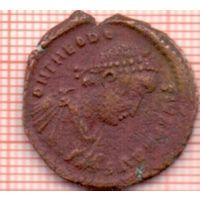Рим Феодосий I АЕ2 393-423 гг