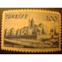 Турция 1957 музей, памятник архитектуры