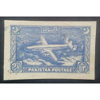 Пакистан самолёт над страной