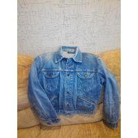 Куртка женская, джинсовка