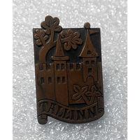 Значки: Таллин (тяжелый) (#0050)