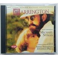 CD Michael Nyman - Carrington (Original Motion Picture Soundtrack) (1995) Neo-Classical, Romantic