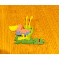 Игрушка-пеликан разборный