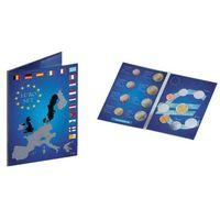 Планшет EURO SET, для набора монет евро. Leuchtturm. /8116/