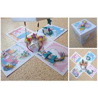 Волшебная коробка Мир Единорогов