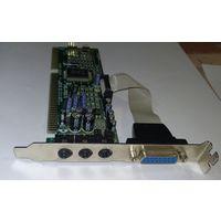 Винтажная звуковая карта ALS120