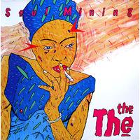 1437. The The. Soul Mining. 1983. Epic (NL, OiS w Lyrics, VG+) = 30$