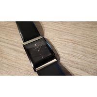 Citizen Eco-Drive часы, кожаный ремешок