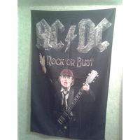 Флаг знаменитой группы ACIDC