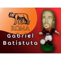 Gabriel Batistuta AS ROMA 7 см Фигурка футболиста PROSTARS PRO504