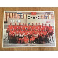 Фото Хоккей СССР 1972